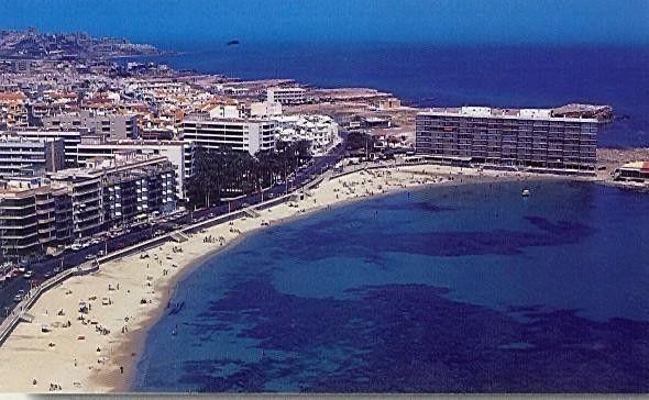 *SOLGT* Flott leilighetskompleks i Aguas Nuevas med fantastisk beliggenhet nær hav og by.