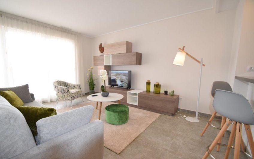 Flott leilighetskompleks ved Golfbanen i Villamartin