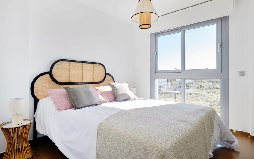 Unikt prosjekt ved hav og by. Moderne leiligheter og rekkehus.