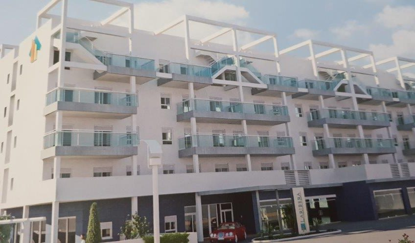 Flott leilighet 500 meter fra stranden i Santiago La Ribera med utsikt over Mar Menor og La Manga