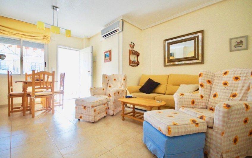 *SOLGT* Leilighet på hjørnetomt i Altos de la Bahia med stor uteplass.
