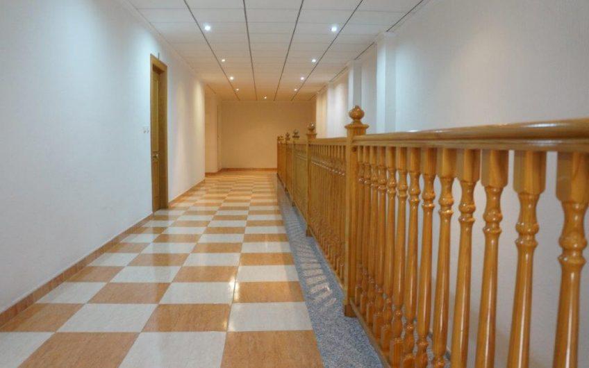 Fin leilighet i Torrevieja sentrum. Kun 200 meter fra Playa del Cura.