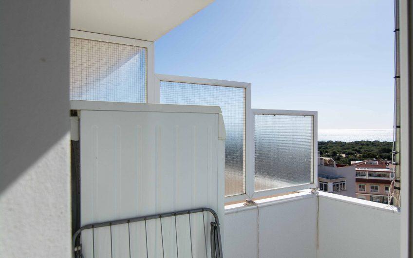 Fantastisk Penthouse med stor terrasse og havutsikt i Guardamar.