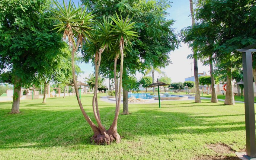 *SOLGT* La Florida- Al Andalus II. Toppleilighet med takterrasse. Felles bassengområde.