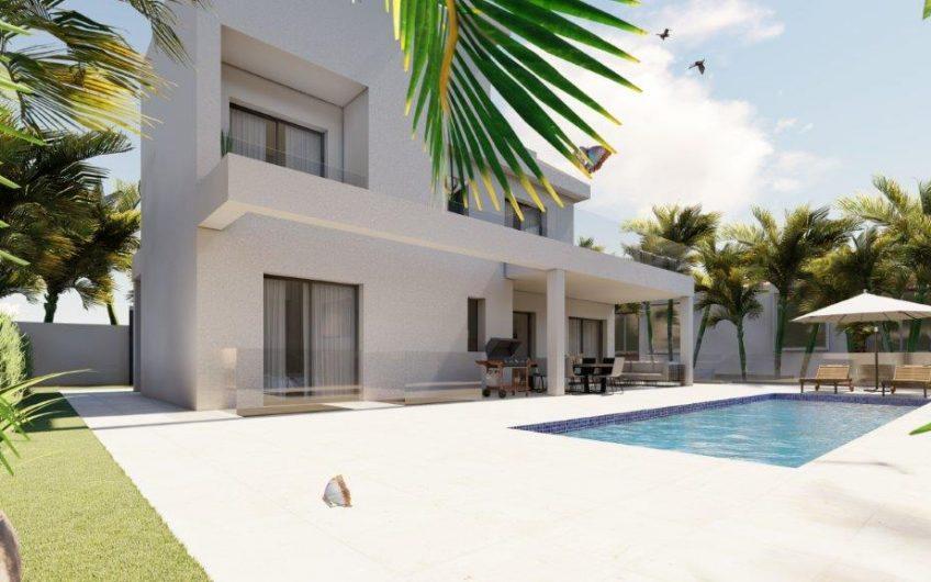GALICIA LUXURY VILLAS. Luxus villa av høyeste kvalitet. Quesada