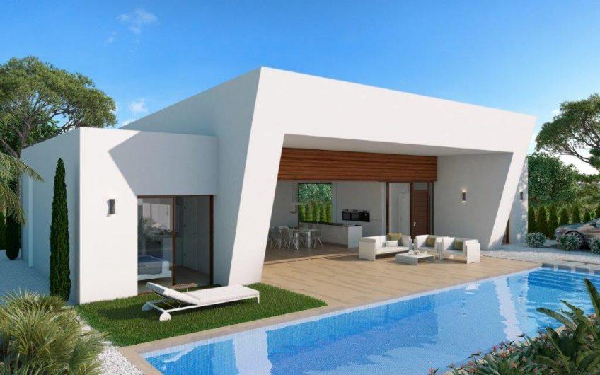 Nye skreddersydde villaer i Benijofar. Fantastiske boliger med privat basseng.