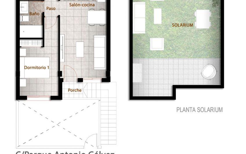 Nye innflytningsklare leiligheter 600 meter fra stranden i Torre de la Horadada. Se prisen!