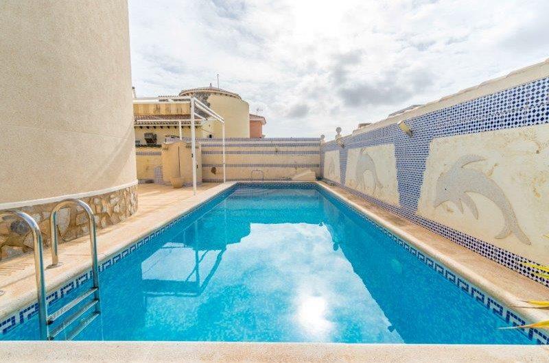 Nydelig villa med basseng i San Luis.