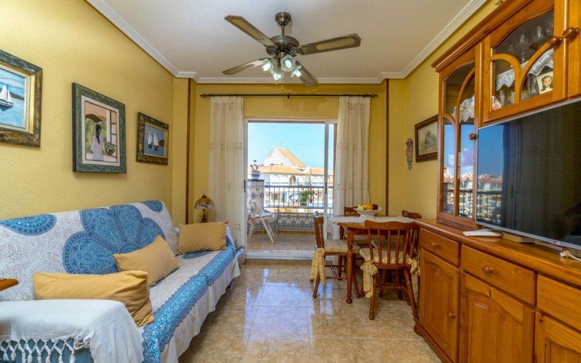 Toppleilighet med 2 soverom i Residencial Viñamar VI på La Mata.