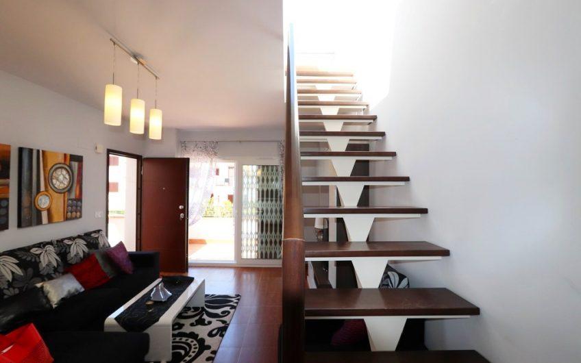 3 Soveroms Penthouse med havutsikt i AZUL BEACH (La Mata/ Torrevieja). Fantastisk beliggenhet.