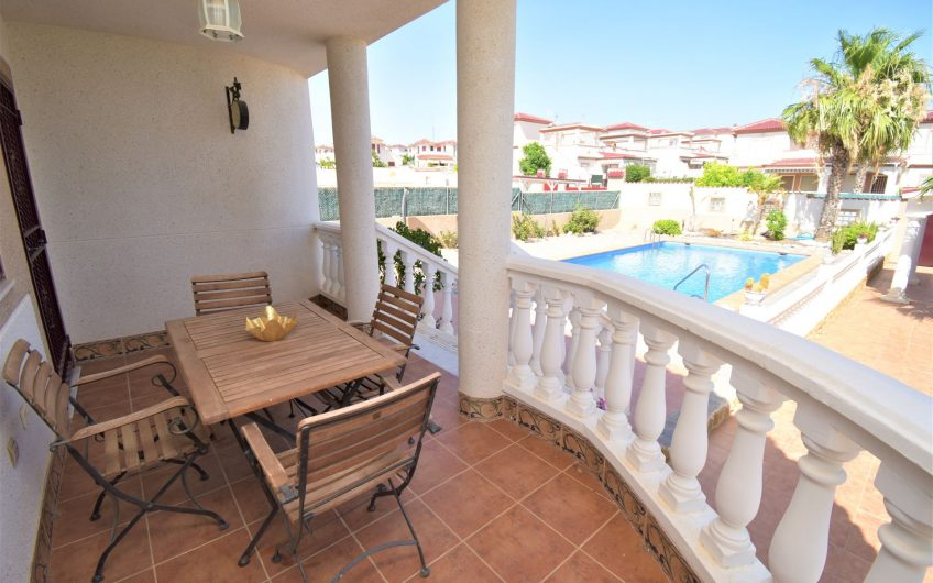 Spektakulær Villa med privat basseng i La Marina- San Fulgencio.