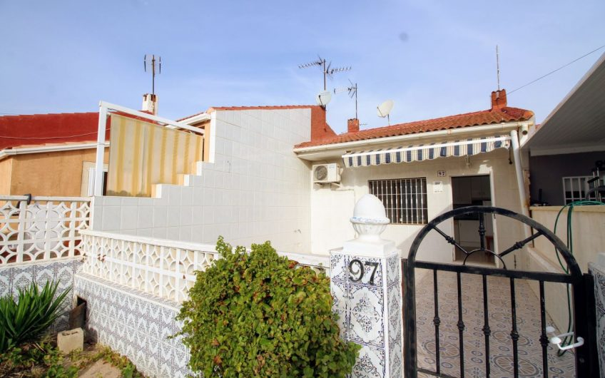 Sydvendt renoveringsobjekt i La Torreta III.