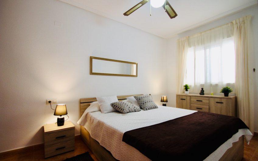 *RESERVERT* Fin bungalow med 2 soverom på bakkeplan i Res. Baños de Europa